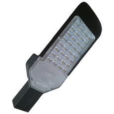 Armature Stradali Led Smd Street Light Nero 30w Ip65 Staffa Muro Luce Fredda 6500k F-30w-nf8