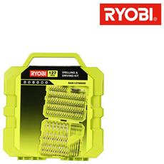 Box 127 Ryobi Accessori Vite Di Perforazione Rak127ddsd