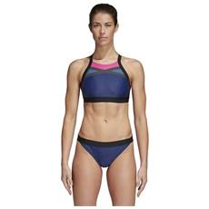 Bw Bik Cb Nobind / black Bikini Donna Taglia 44