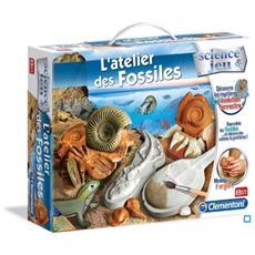 52158-l' Officina Dei Fossiles-jeu Scientifica