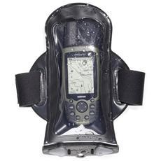 218 Fascia da braccio Nero, Trasparente custodia per cellulare