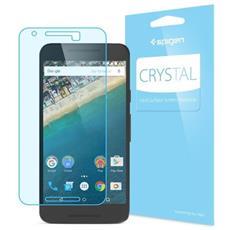 SGP11755 - Protector de pantalla para Nexus 5X, transparente