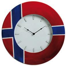 Orologio Metal. Dm. 51-norvegia