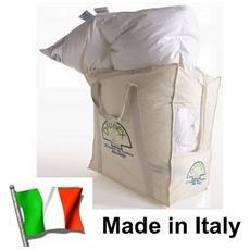Vero Piumino 95% Oca Trentino Matrimoniale 4 Stagioni 5% Piumette
