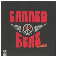 Canned Heat - Live 2015 (2 Lp)