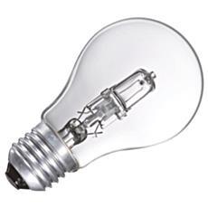 Lampada Goccia Alogene E27 105w