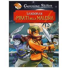 Sandokan. I pirati della Malesia. Ediz. a colori