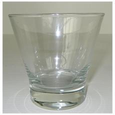 "Bicchiere Da Whisky ""ilhabela"" Da 33,5 Cl, Confezione Da 6 Pezzi."