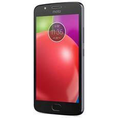 """Moto E4 Grigio 16 GB 4G / LTE Display 5"""" HD Slot Micro SD Fotocamera 8 Mpx Android Tim Italia"""