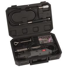Minitrapano W 135 + Accessori Valigetta Mini Trapano Flessibile Smerigliatri