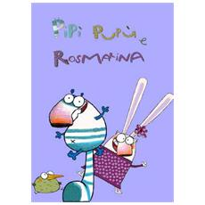 Pipi' Pupu' E Rosmarina #03 (2 Dvd) - Disponibile dal 03/07/2018