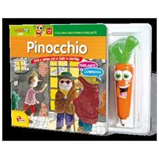 Pinocchio (Libro Con Penna Parlante Carotina)