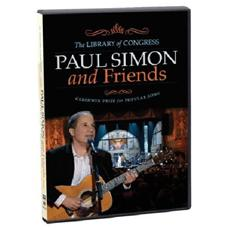 Paul Simon And Friends - The Library Of Congress Gershwin Prize For Popular Song