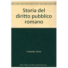 Storia del diritto pubblico romano