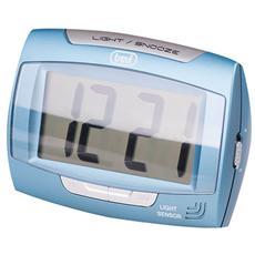 Orologio Digitale Con Sveglia Sld 3065 Blu