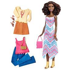 MATTEL - Barbie Fashionista E Moda - Ethnic