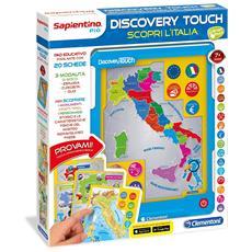 Sapientino - Discovery Touch Scopri L'Italia