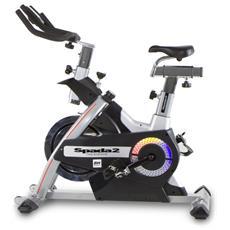 Spada 2 H9350 Indoor Bike Magnetica Con Pedali Spd-trekking