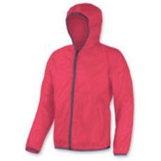 Giacca Donna Rainwear Regular Fit Rosso M