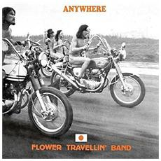 Flower Travellin' Band - Anywhere (180 gr)
