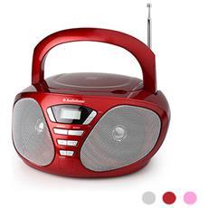 Stereo Audiosonic Con Radio E Lettore Cd