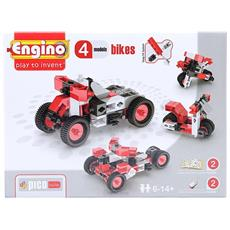 Inventor Motorbikes 4 Models