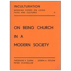 On being Church in a modern society