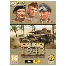 Theatre of War: Africa 1943, PC, RTS (Real Time Strategy), DVD-ROM, 3500 MB, 1024 MB, Intel Pentium IV 3.0 GHz