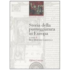 Storia della punteggiatura in Europa