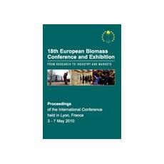 Eighteenth european biomass conference and exhibition. From research to industry and markets. DVD