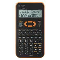 Calcolatrice Scientifica Arancione