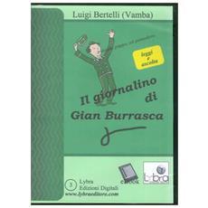 Il giornalino di Gian Burrasca. CD-ROM
