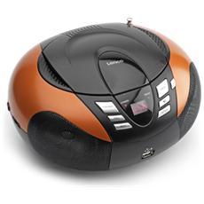 SCD-37 USB arancio