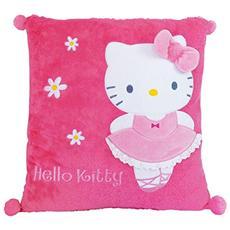 Cuscino Hello Kitty Cushion Ballerina 43 Cm