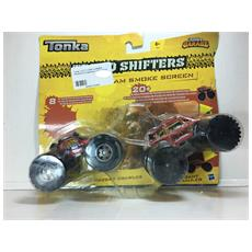Tonka - Auto Come Hummer Pieghevoli Matchbox 2 Ks Rossa E Rossa