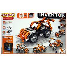 Inventor 50 Models Motorized Set (094167)