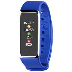 Zefit3 HR con Funzioni Fitness e Monitoraggio attività Cardiaca colore Blu