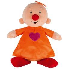 Babilu plush, Toy clown, Beige, Arancione, Felpato