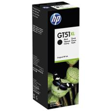 GT51XL Black Ink Bottle 135ml Nero inchiostro per stampa e disegno