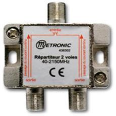 Partitore 2 Uscite 40-2150 Mhz