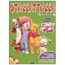 Miei amici Tigro e Pooh. Con adesivi (I)