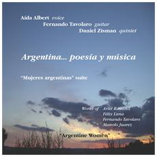 Argentina. . . Poesia Y Musica - Mujeres Argentinas Suite
