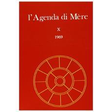 Agenda di M�re (L') . Vol. 10