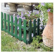 Recinzione Per Giardino Componibile Verde