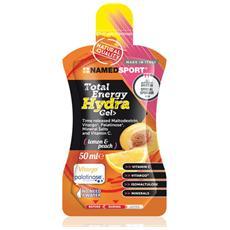 Total Energy Hydra Gel Limone E Pesca 50ml