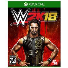 XONE - WWE 2K18
