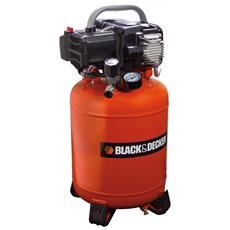 Compressore Serbatoio 24 Lt. - Bd 195/24 Nk - Black & Decker
