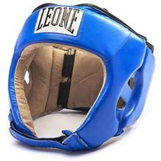 Casco Contest Blu (approvato Fpi) Boxe Taglia M