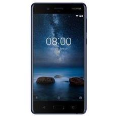 "N8 Grigio 64 GB 4G/LTE Display 5.3"" Quad HD Slot Micro SD Fotocamera 13 Mpx Android Tim Italia"
