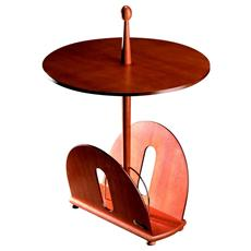 Scoopy Design Sergio Valsecchi Tavolino portariviste